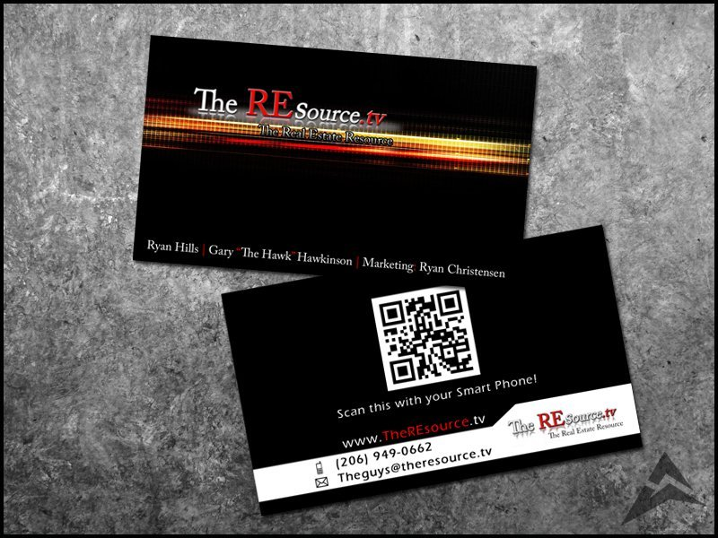 the-resource-tv-business-card-design