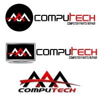 AAA Computech Logo Design