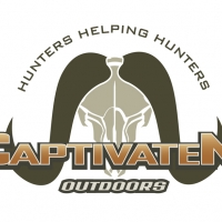 CaptivateM Outdoors Hunting Logo Design