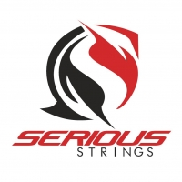 Serious Strings Archery Logo Design By Idaho Archery Company