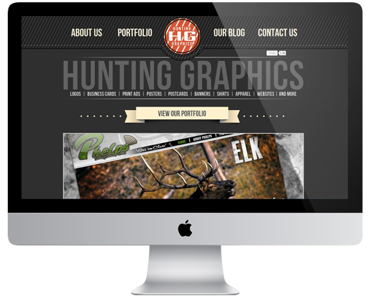Hunting-Graphics.com Design, Marketing, and Websites | Outdoor ...
