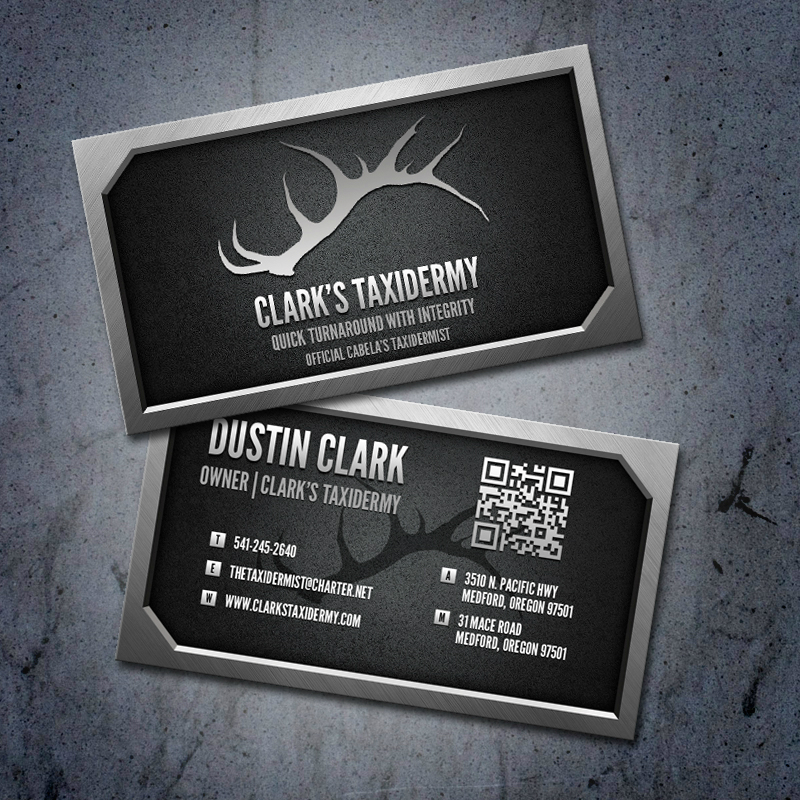 Business Card Design | Outdoor Advertising and Design Agency, Custom ...