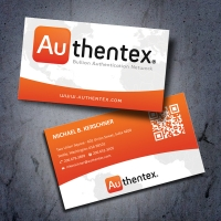 authentex-business-card-display
