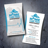 Home Care Pros medical business cards