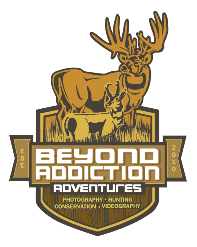logo design outdoor advertising and design agency custom hunting