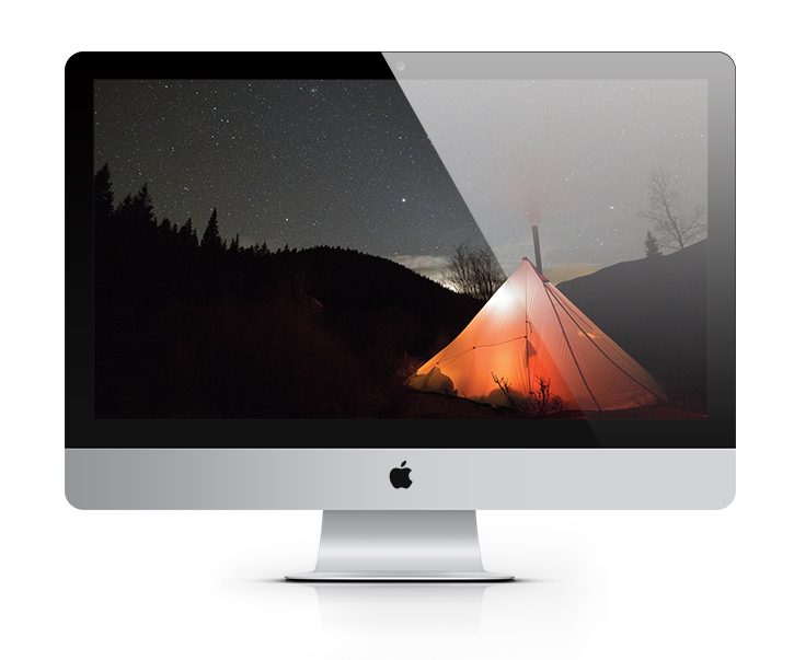 Outdoor-Photography-Kifaru-Tipi-Night-Stars