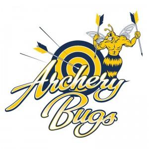 Archery Bugs Junior Olympic Archery Development Hunting Logo Design