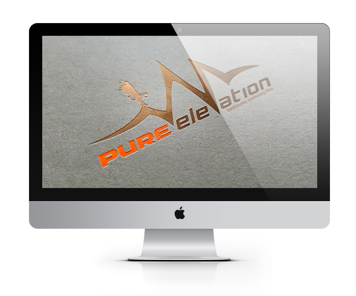 Pure-Elevation-Productions-Bowhunting-Logo-Design